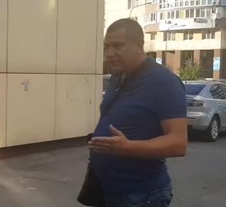 Новости Киева - Алексей Школьный угрожал детям из-за иномарки, сообщил журналист