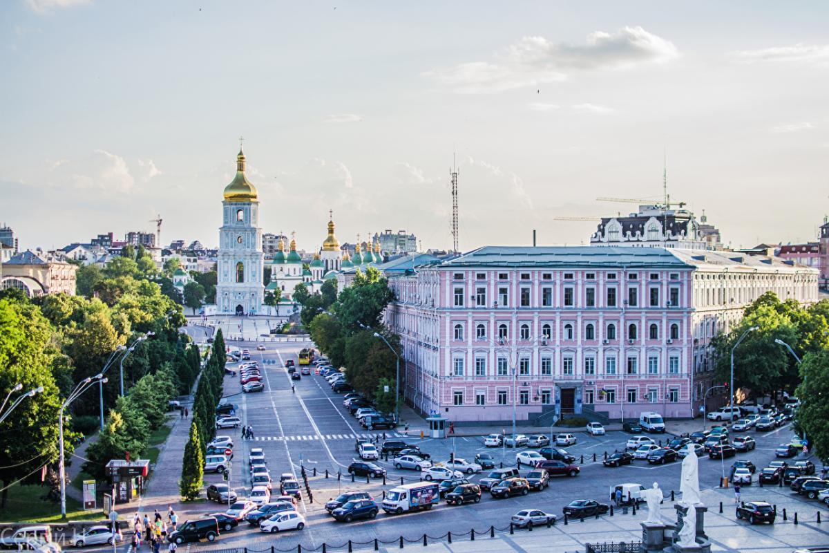 Украина_Киев