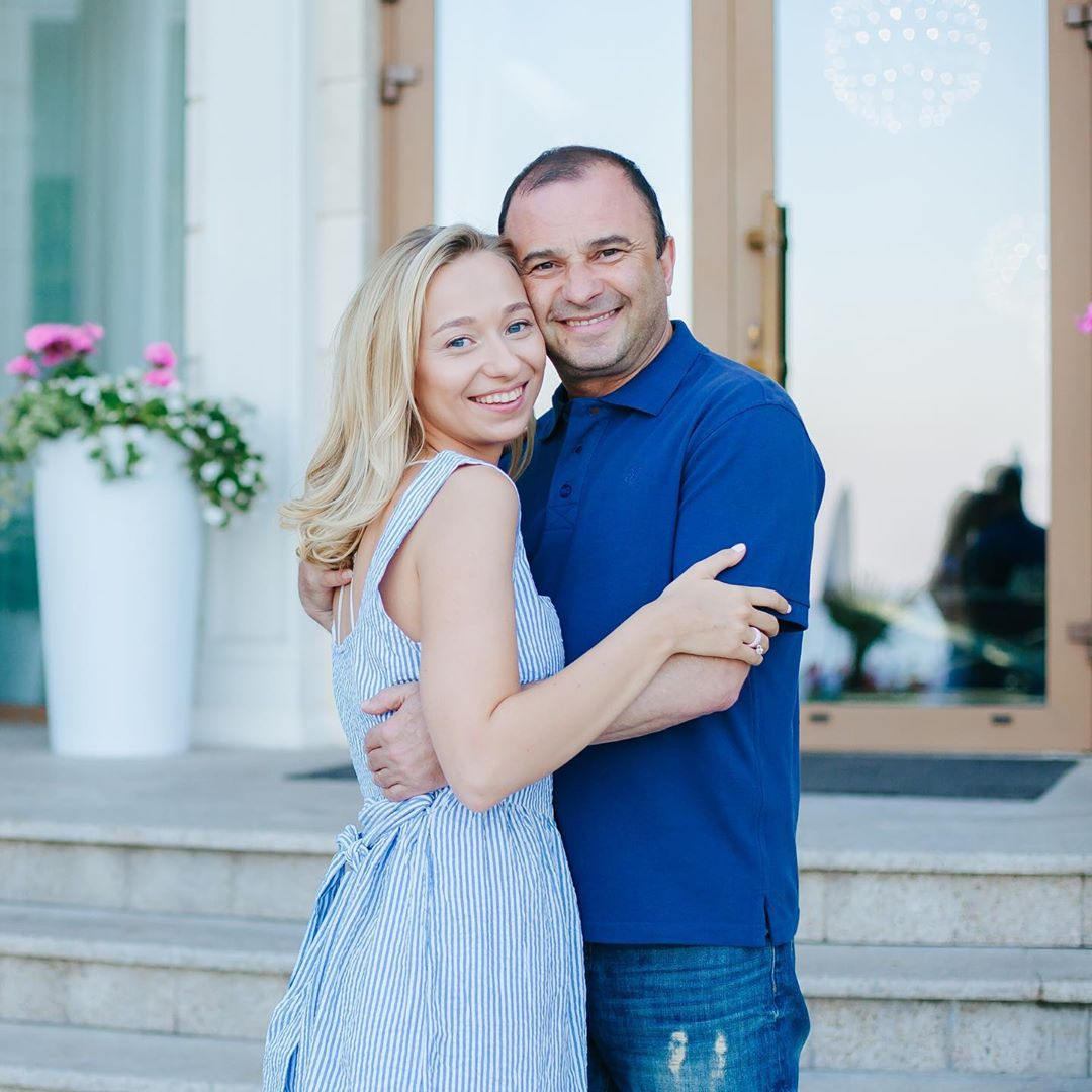 Виктор Павлик и Екатерина Репяхова