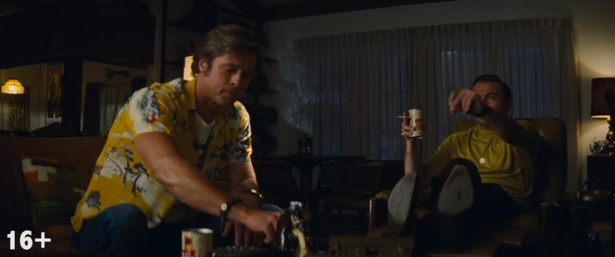 Тарантино пропустил смачный киноляп в Однажды в Голливуде