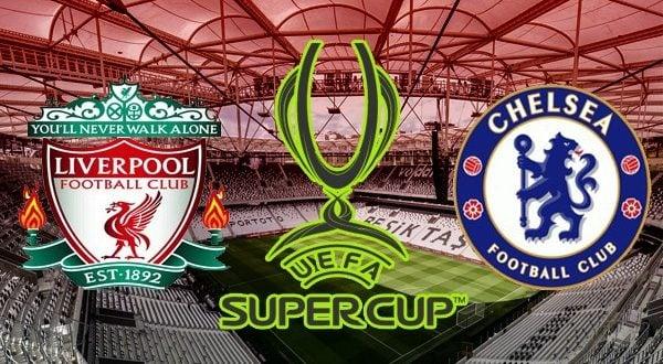 Матч за Суперкубок УЕФА-2019