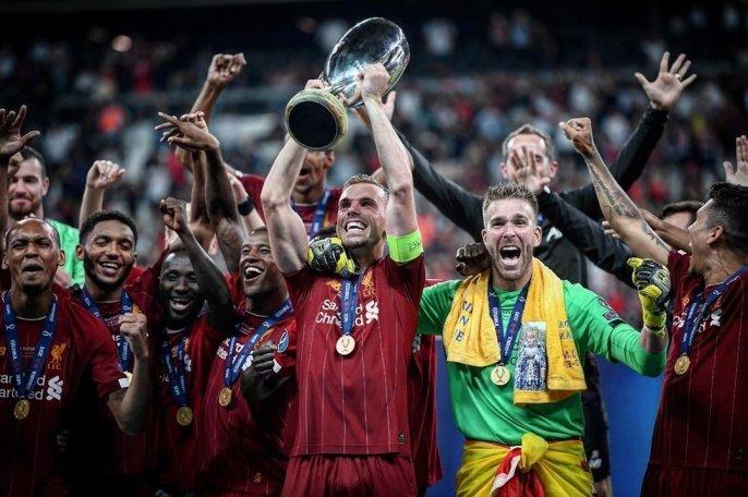 Ливерпуль выиграл Суперкубок