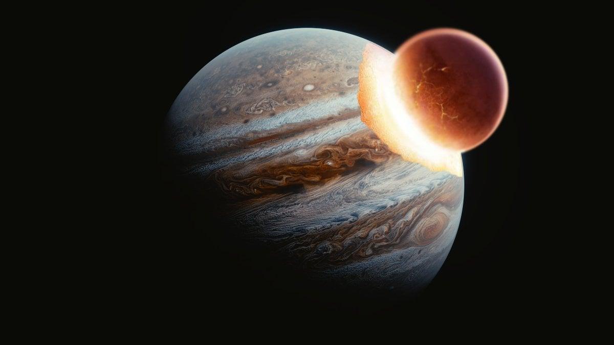 фото, самая большая планета солнечной системы фото главных