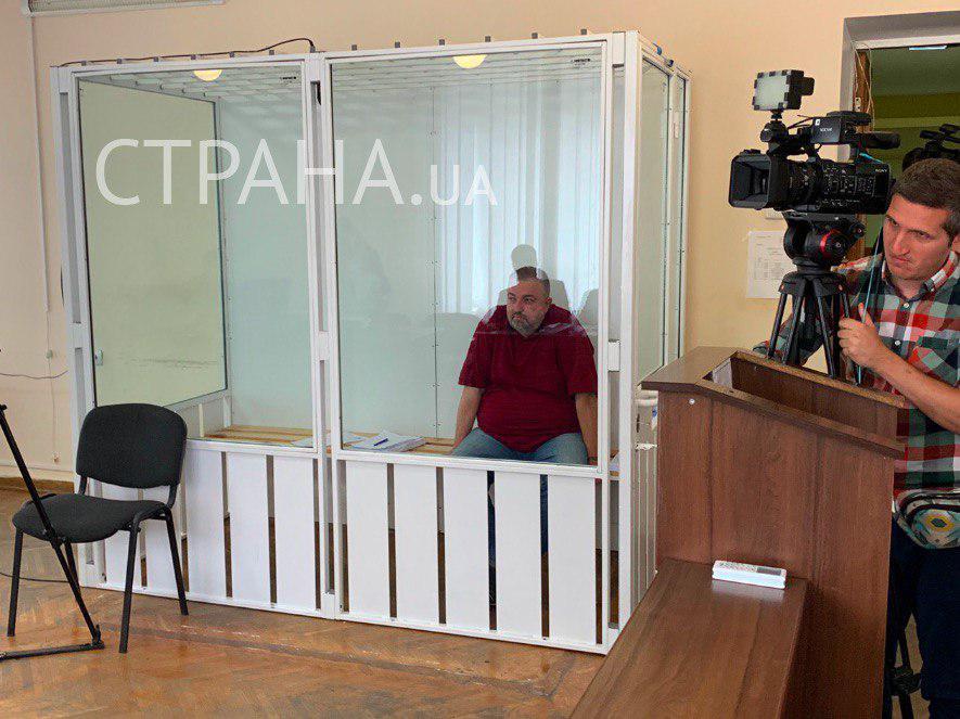 Овдиенко в суде стало  плохо