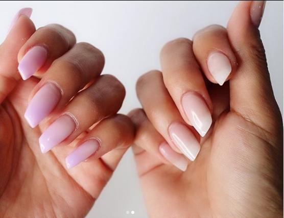 Ногти-помада: Instagram заполонил новый тренд