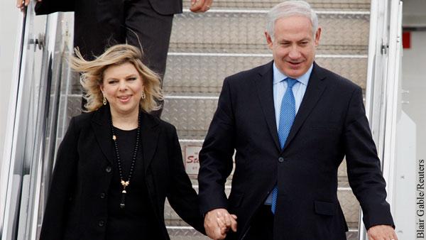 Сара Нетаньяху и хлеб - премьер Израиля пообещал так поступать и впредь