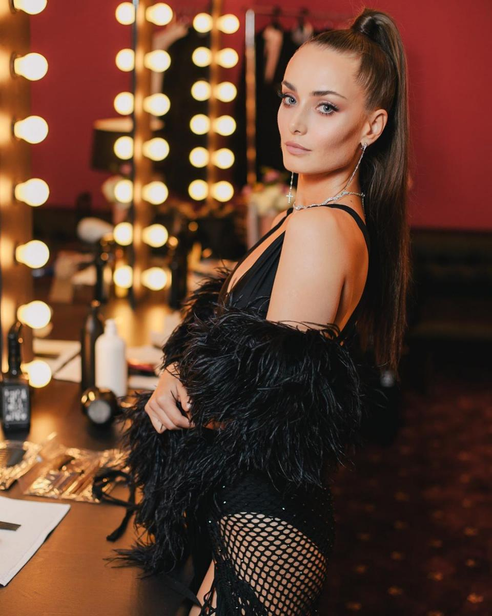 Танці з зірками 2019: Ксения Мишина