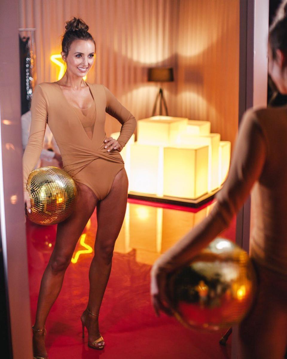 Танці з зірками 2019: Анна Ризатдинова
