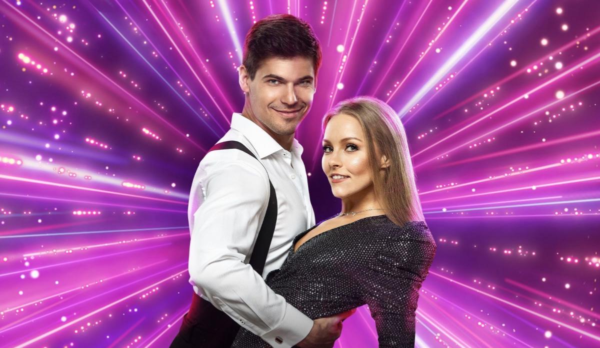 Танці з зірками 2019: Алексей Яровенко