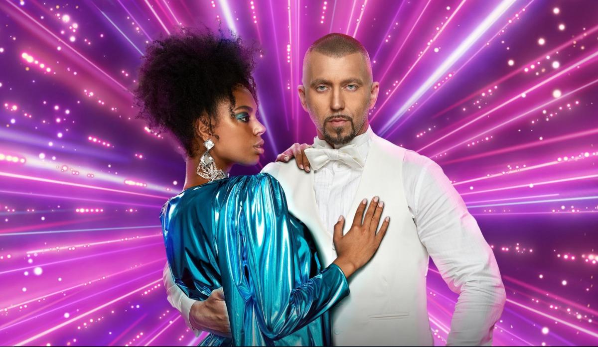Танці з зірками 2019: Серега