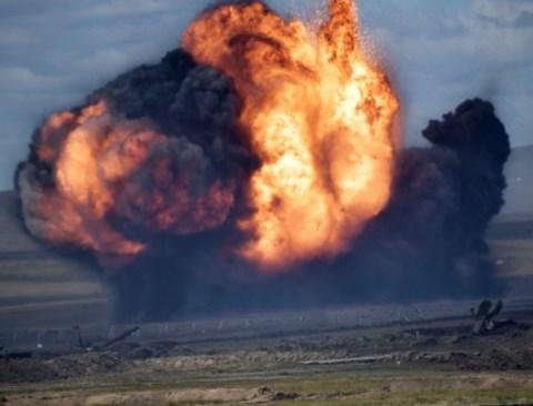 В России подвердили радиацию после взрів на военном полигоне