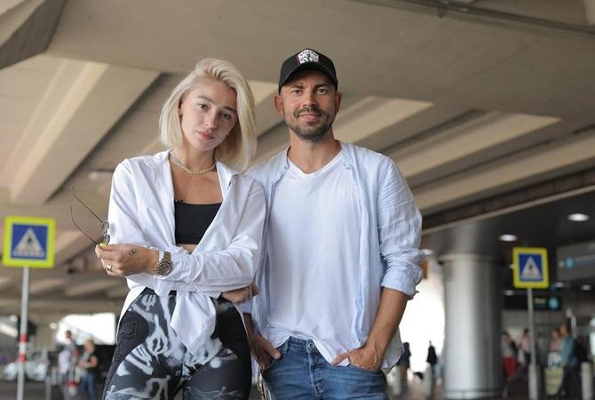 Настя Ивлеева и Андрей Бедняков