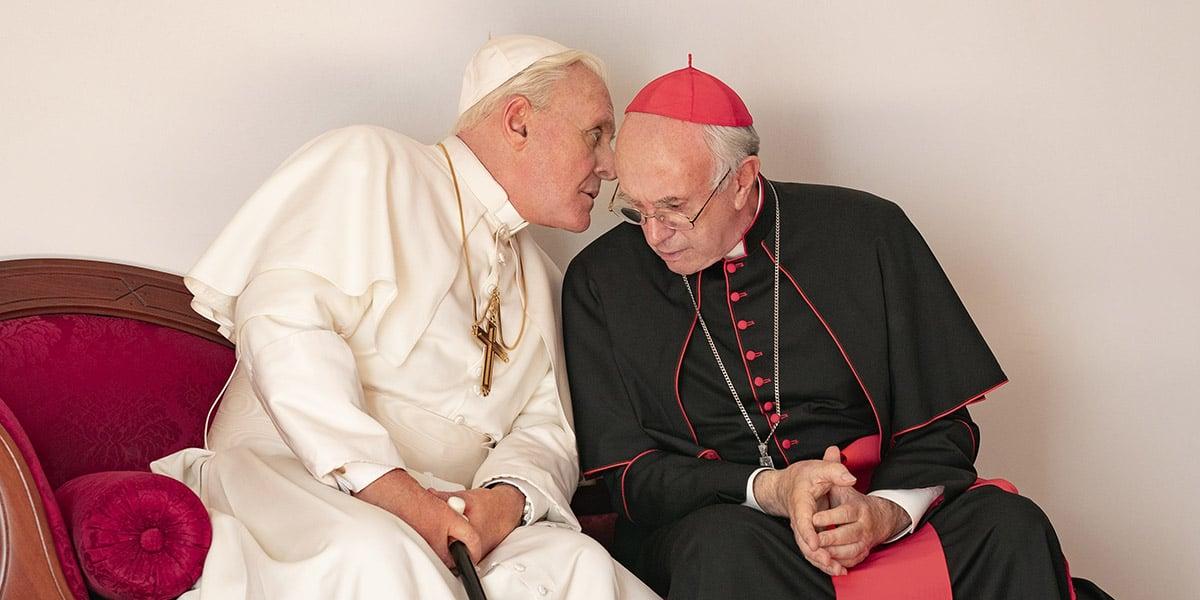 Два Папы 2019