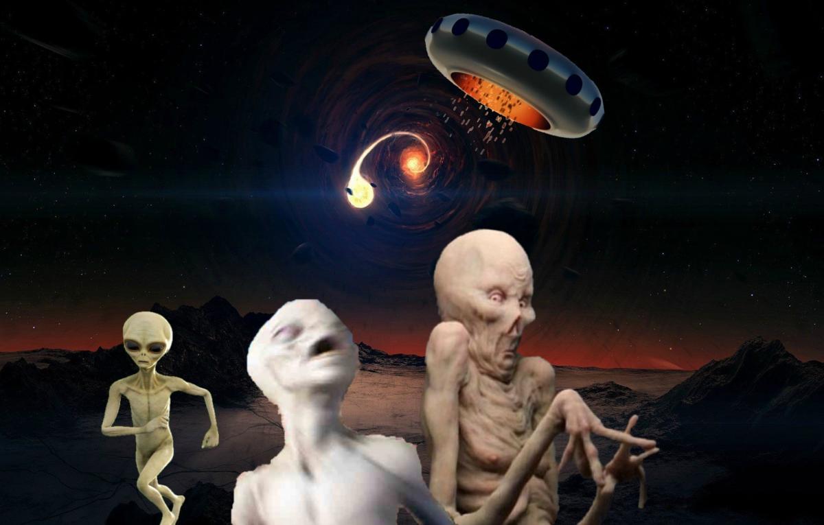 Планеты инопланетян картинки