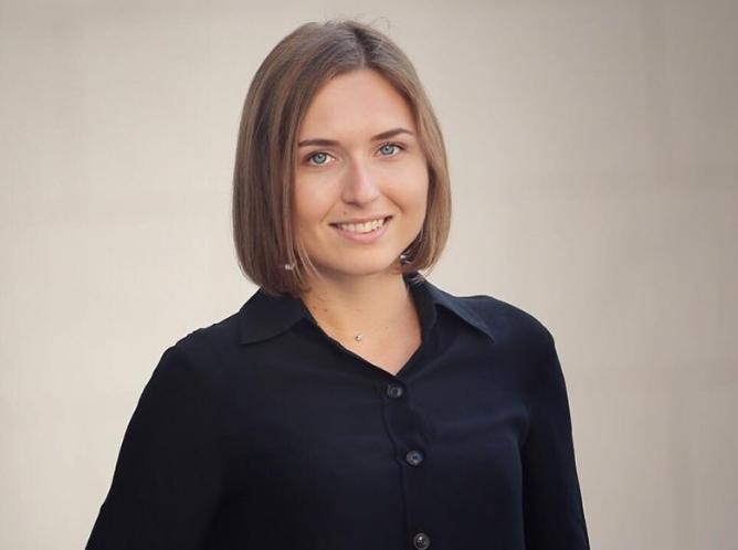Анна Новосад будет новым главой Минобразования, выяснили журналисты - Анна Новосад