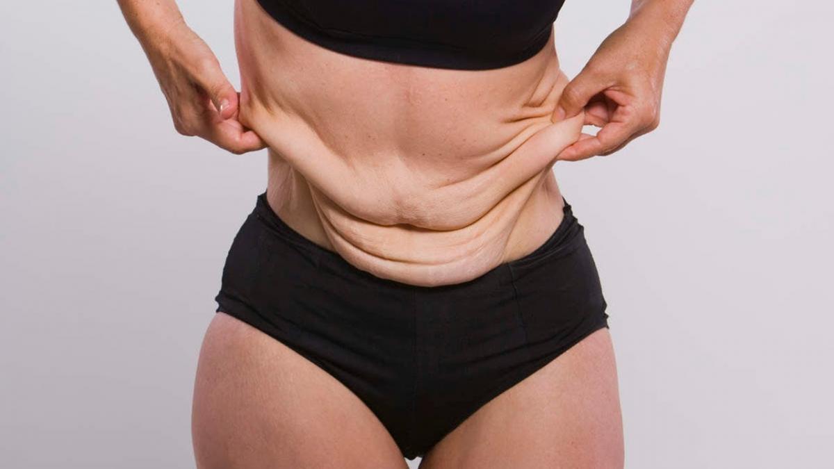 кожа, тело, спорт, женщина
