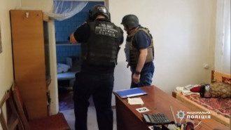 В Больнице Одесской области взорвалась граната