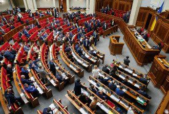 Зал заседаний Рады / Reuters