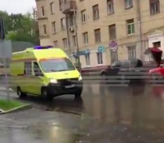 В Москву доставили пострадавших из Северодвинска / скриншот BAZA