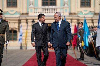 Нетаньяху сообщил Путину о контактах с Киевом