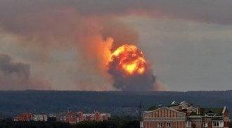 Из-за взрыва на полигоне в Северодвинске погибли 5 человек, 3 получили травмы и ожоги / atr.ua