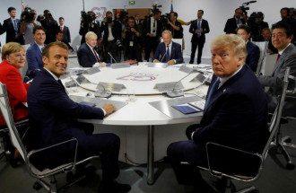 Большая семерка решила, что делать с Россией