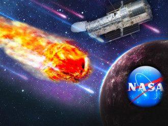 28 аввгуста на Землю упадет астероид