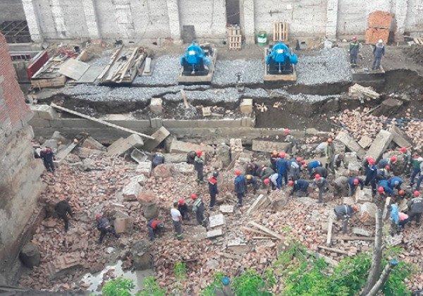 Взрывы в новосибирске на инзив #5