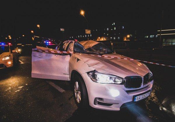 В Киеве копы гонялись за