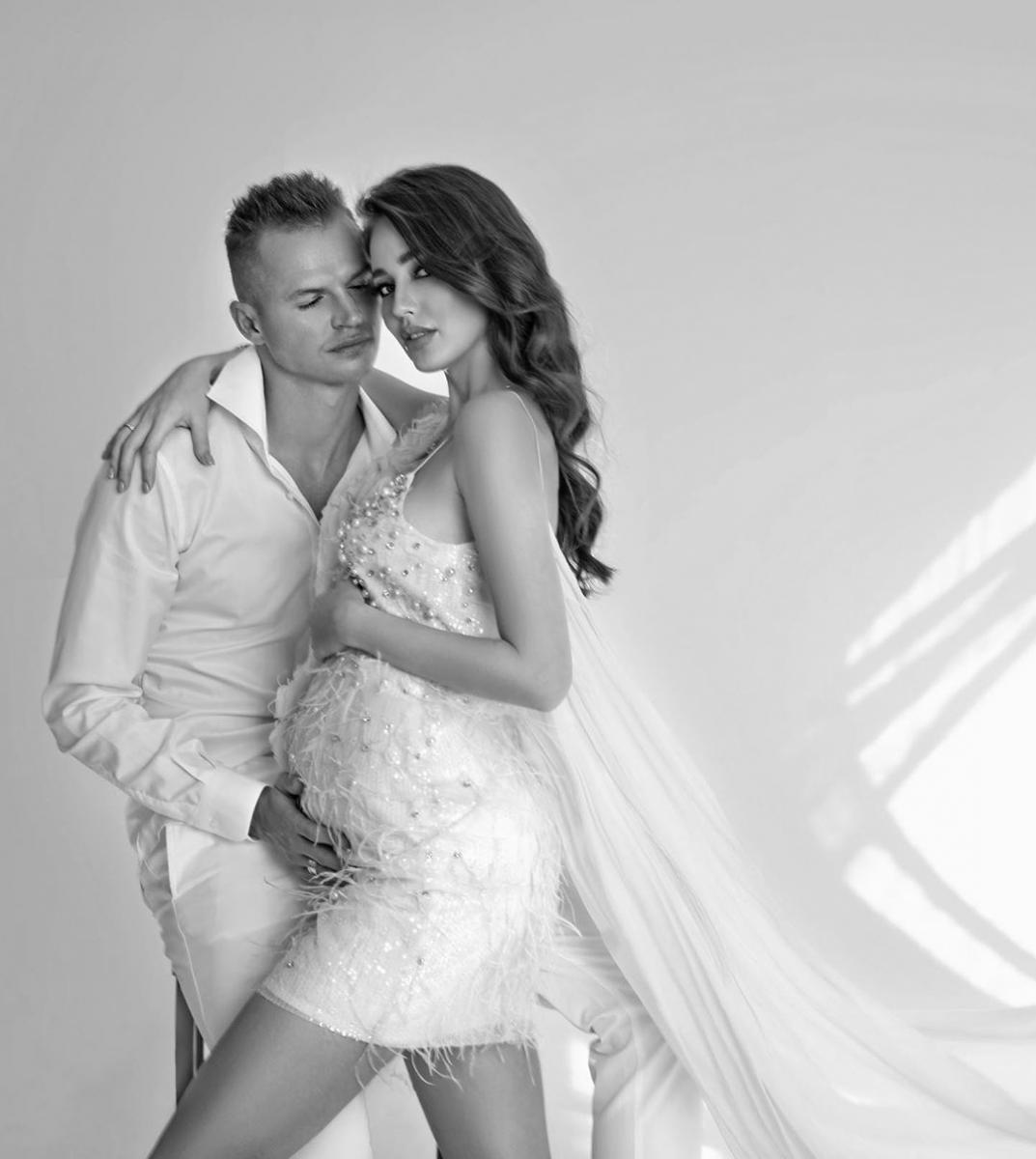 Дмитрий Тарасов и Анастасия Тарасова