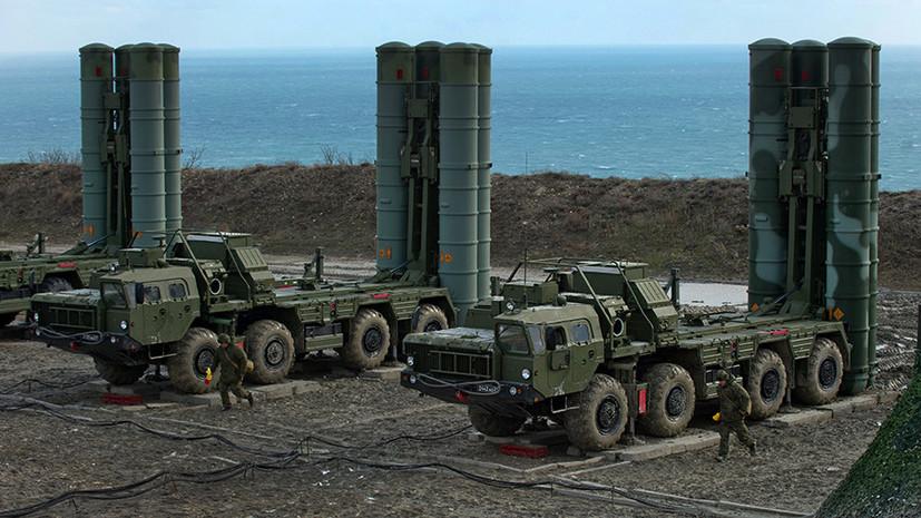 Россия, ПВО, Крым