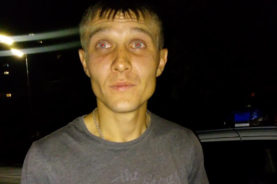 Мужчина, подозреваемый в изнасиловании