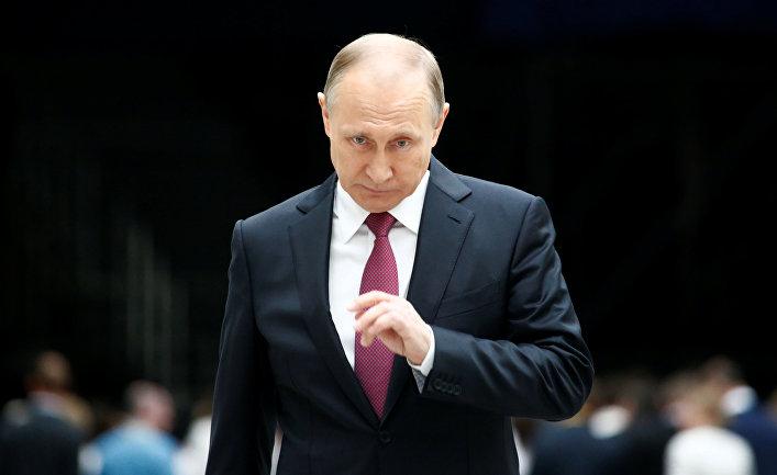 Владимир Путин очень боится, что его подменят, считает журналист - Путин двойник