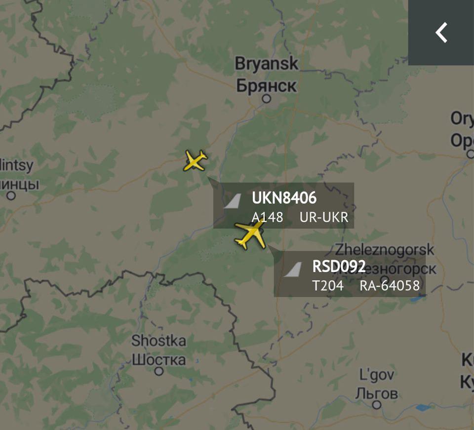 Обмен пленными состоялся: в Киеве и Москве одновременно сели самолеты - видео, обновлено