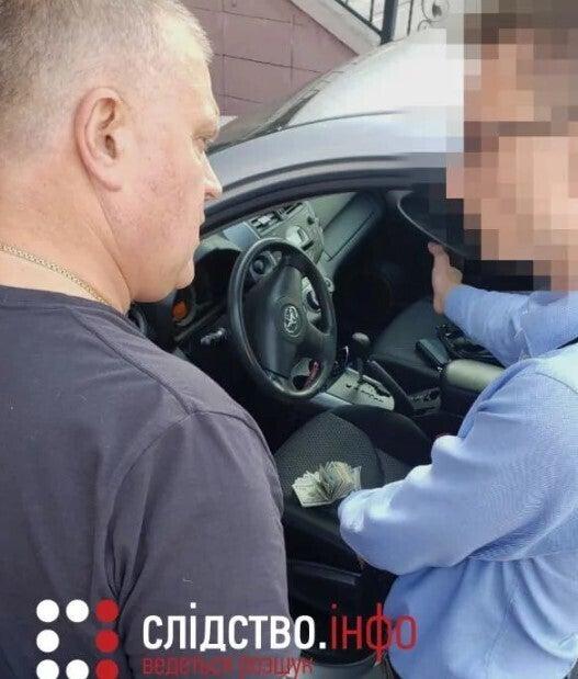 На Полтавской таможне словили на взятке тестя нардепа от Слуги народа