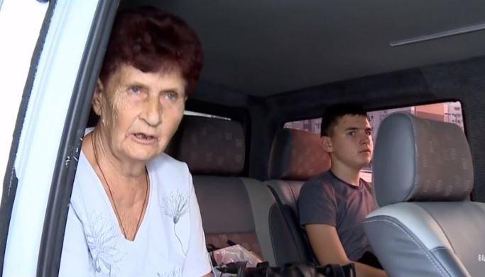 Мать Сенцова