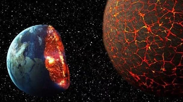 Нибиру прокусила щель в Юпитере