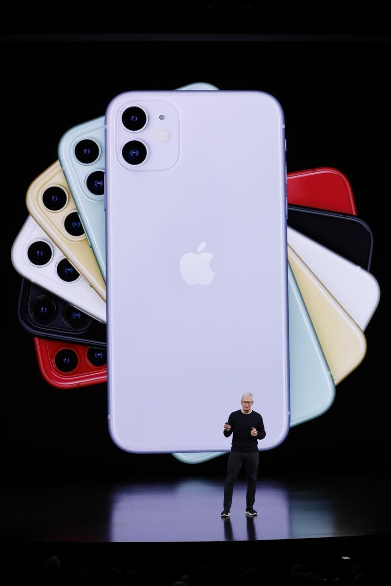 Apple презентовала iPhone 11 - Презентация apple 2019
