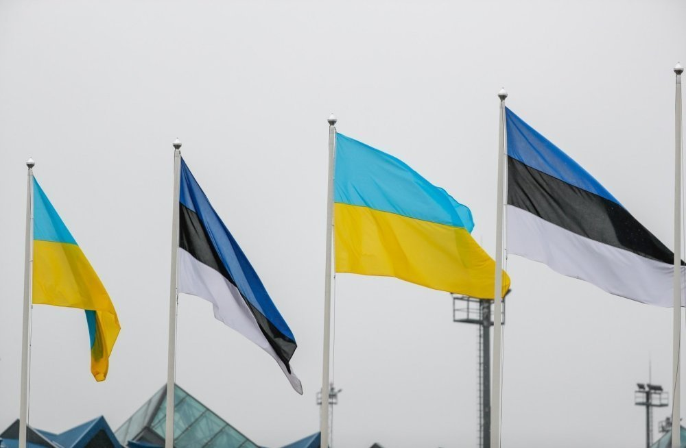 Украина, Эстония