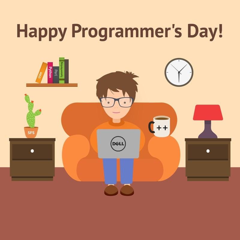 С Днем программиста – прикольные картинки и поздравления – 13 сентября  праздник