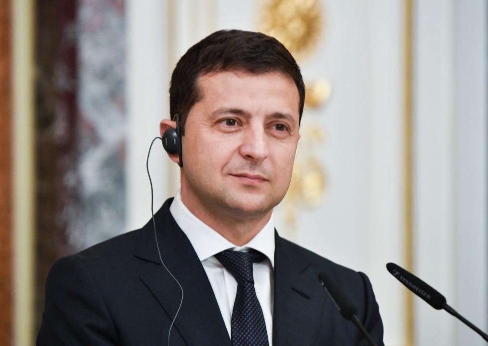 Сегодня пройдет брифинг Владимира Зеленского - Зеленский новости Украины