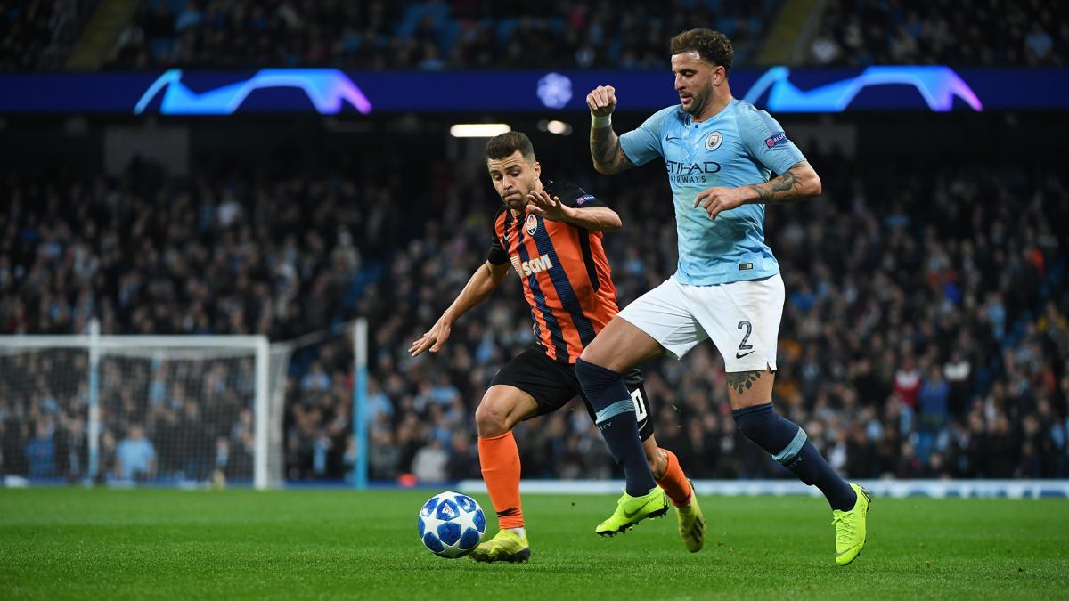 Шахтер - Манчестер Сити: где смотреть игру и прогнозы на матч Лиги чемпионов