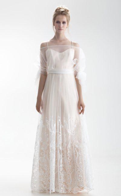 Свадебные платья для беременных 2019 2020 года