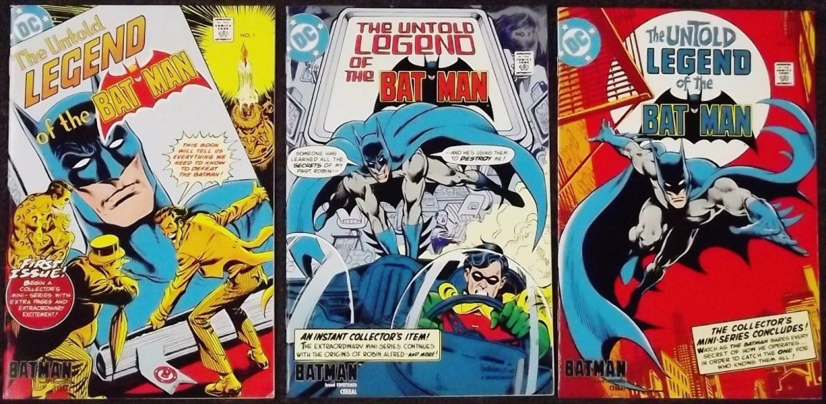 День Бэтмена 2019: история Темного рыцаря и лучшие комиксы о нем