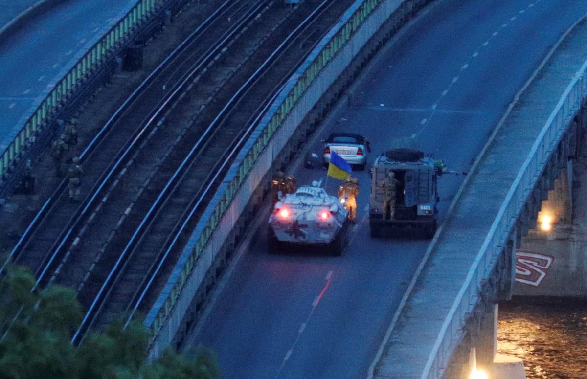 В Киеве мужчина мог хотеть взорвать мост Метро из-за измены, узнали журналисты - Киев новости