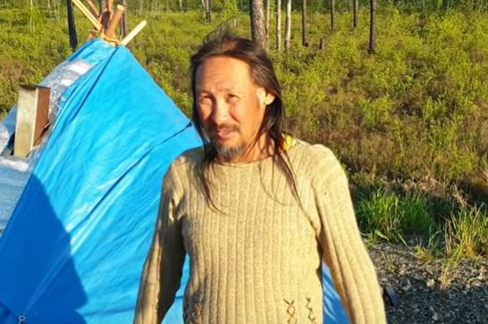 Шаман Александр Габышев задержан, выяснили журналисты - Шаман Габышев