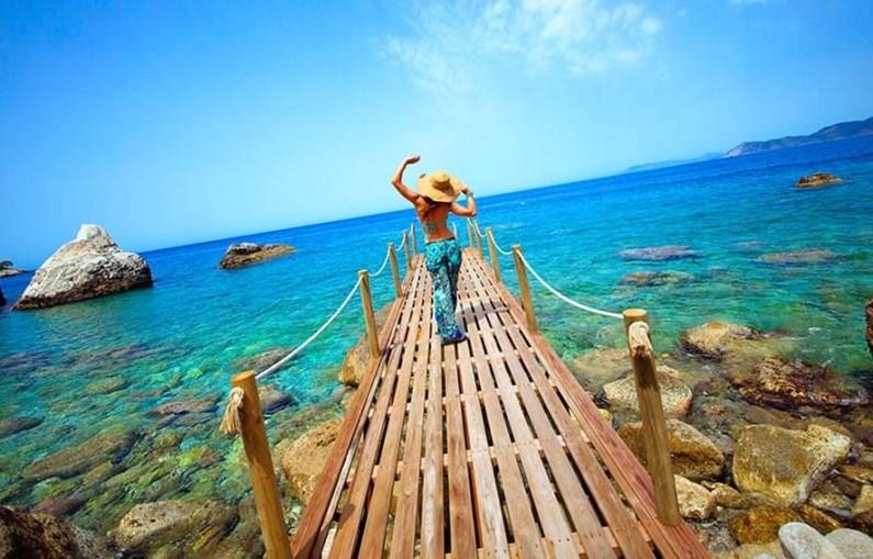 відпочинок, море, пляж