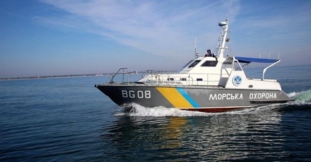 Морская охрана, катер
