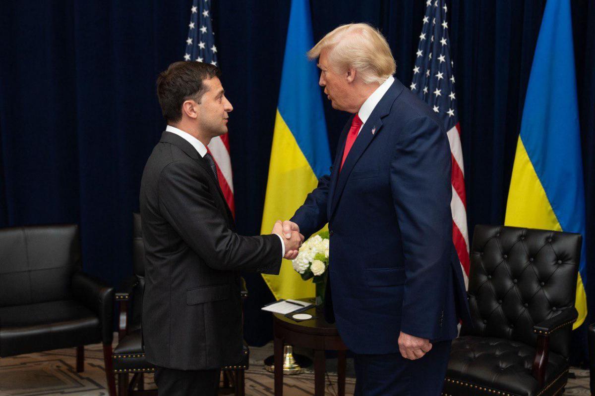 В Белом доме хитро приврали на счет разговора Зеленского и Трампа