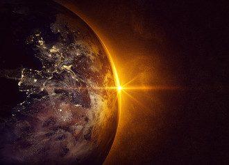 космос_Земля_Солнце_планеты